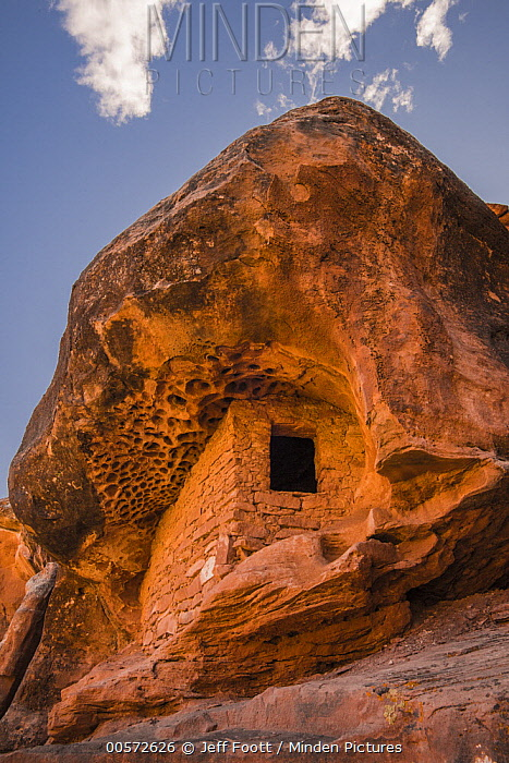 Honeycomb Ruin, Cedar Mesa, Bears Ears National Monument, Utah