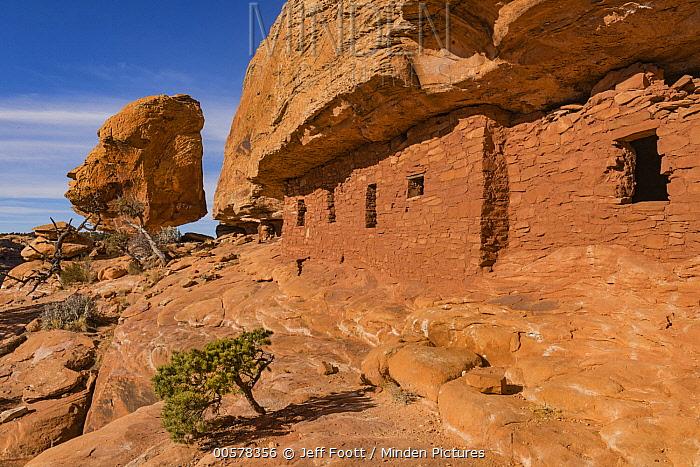 The Citadel Ruins, Cedar Mesa area, Bears Ears National Monument, Utah