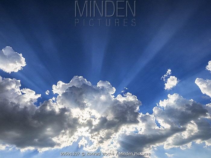 Clouds, Bavaria, Germany