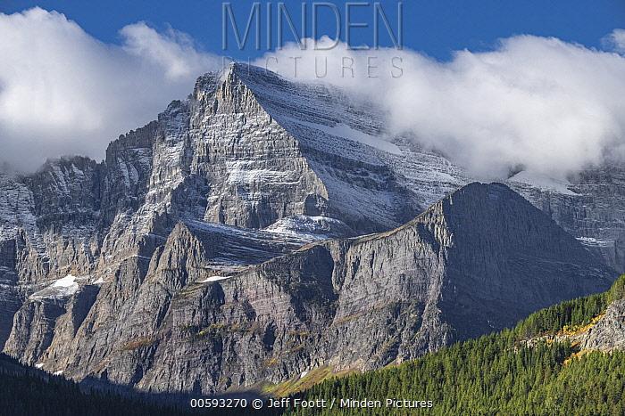 Mount Gould, Glacier National Park, Montana