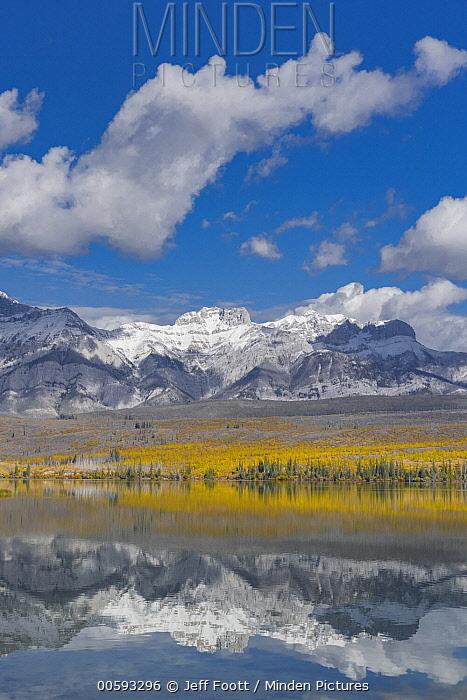 Talbot Lake, Jasper National Park, Alberta, Canada