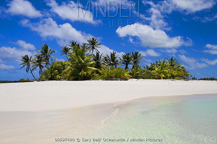 Tropical island, Keeling Islands, Australia