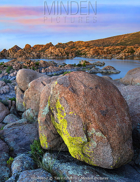 Boulders, Granite Dells, Watson Lake, Arizona