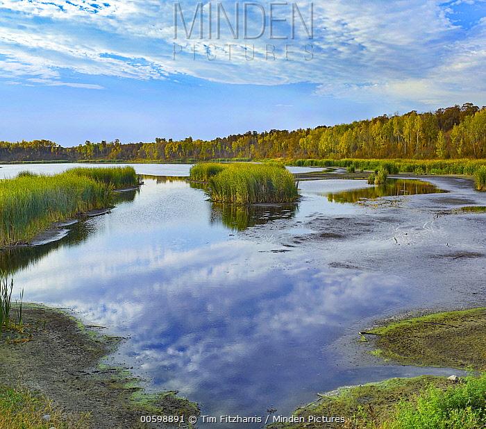 Pembina River, Manitoba, Canada