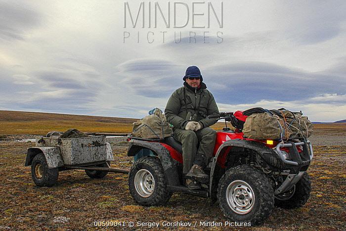 Photographer Sergey Gorshkov, Wrangel Island, Russia