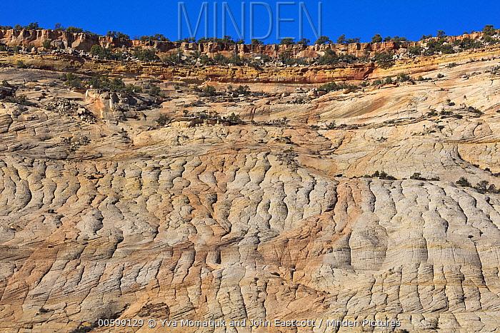 Sandstone bluff, Utah