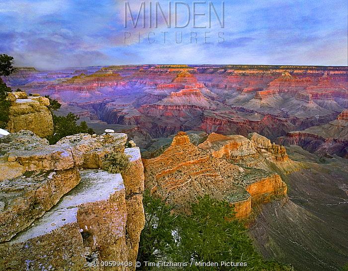 Grand Canyon, Yaki Point, Grand Canyon National Park, Arizona