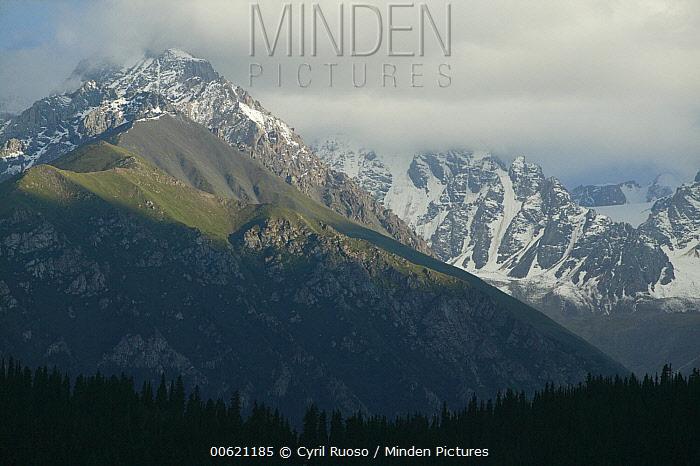Tien Shan Mountains, Kyrgyzstan  -  Cyril Ruoso