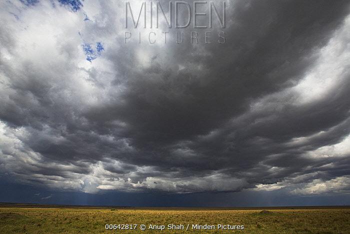 Storm, Masai Mara, Kenya