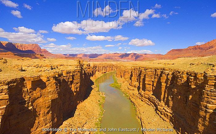 Marble Canyon, Colorado River, Grand Canyon National Park, Arizona