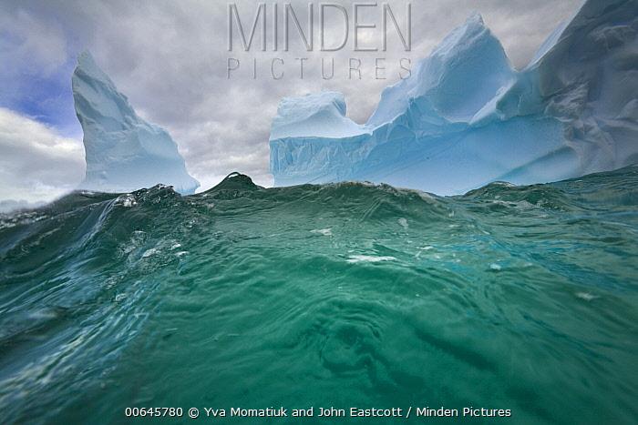 Iceberg, Antarctic Peninsula, Antarctica