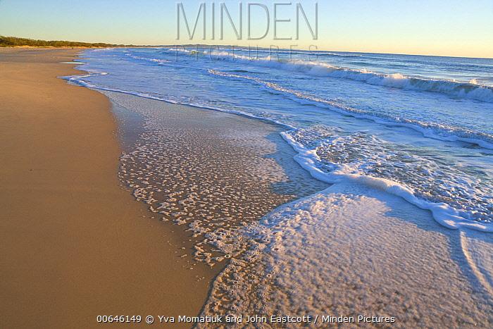 Rainbow Beach, Great Sandy National Park, Queensland, Australia