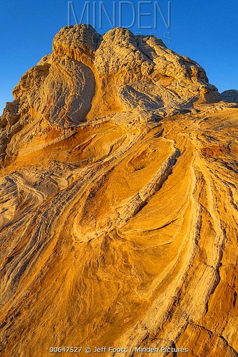 Rock formation, Vermilion Cliffs National Monument, Arizona