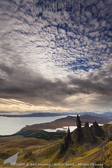 The Storr, Isle of Skye, Scotland, United Kingdom  -  Bart Heirweg/ Buiten-beeld