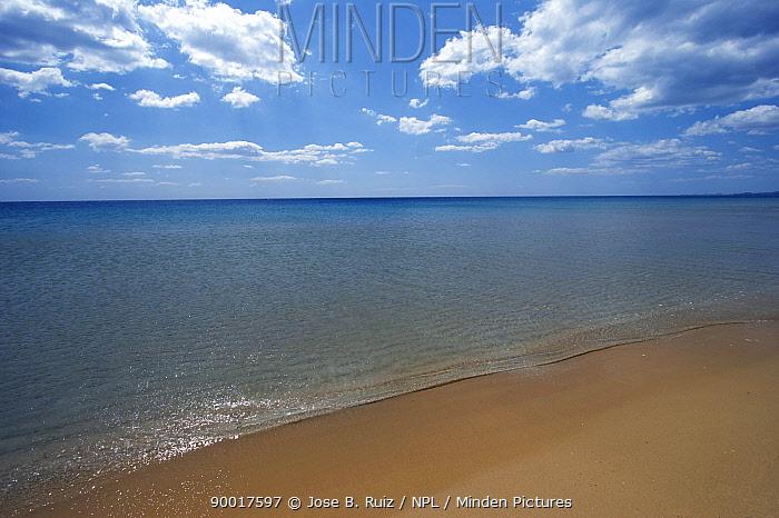 The Mediterranean Sea, Spain  -  Jose B. Ruiz/ npl