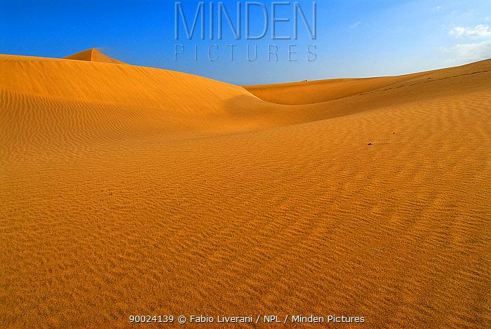 Dune di Maspalomas, Gran Canaria, Canary Isles, Spain, September 2007  -  Fabio Liverani/ npl