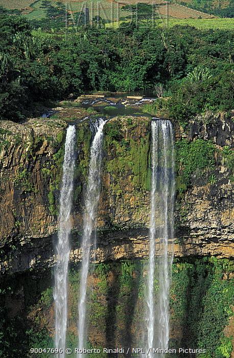 Tamarind falls, Black River, Mauritius  -  Roberto Rinaldi/ npl