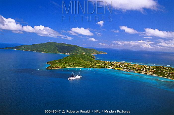 Spanish Town, Gorda Island, British Virgin Islands (BVI)  -  Roberto Rinaldi/ npl