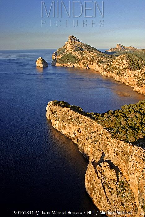 Cap de Formentor Majorca, Balearic Is, Spain  -  Juan Manuel Borrero/ npl