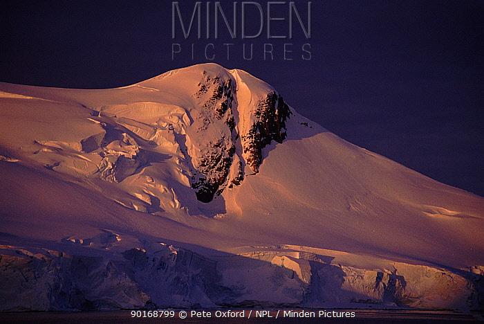 Antarctic peninsula Antarctica  -  Pete Oxford/ npl