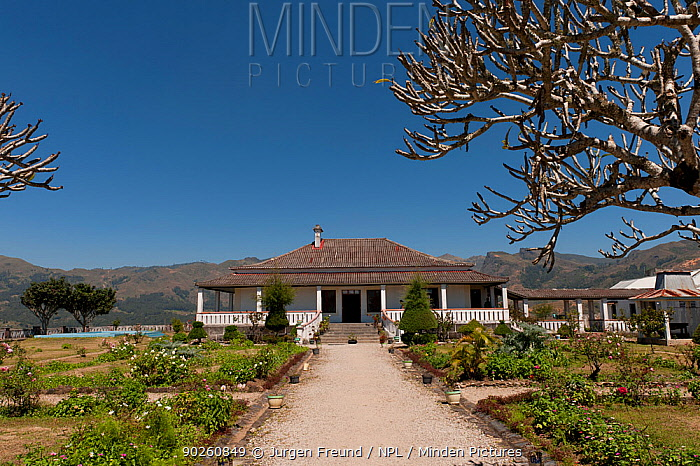 Pousada de Maubisse guest house on the highest part of Maubisse, East Timor, August 2010  -  Jurgen Freund/ npl