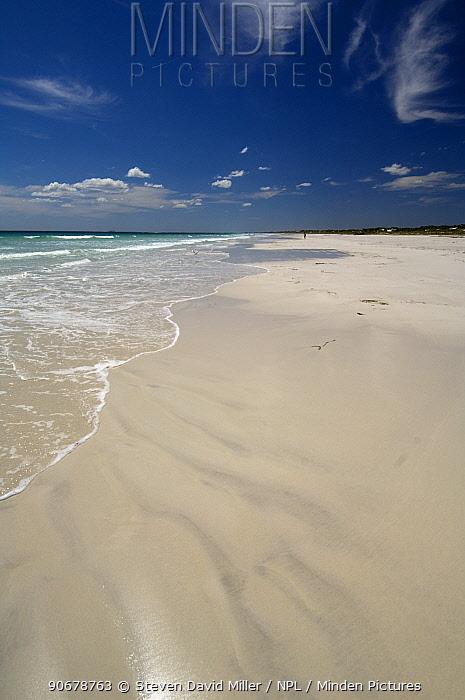 Cape Le Grand Beach, Cape Le Grand National Park, Esperance, Western Australia, Summer  -  Steven David Miller/ npl
