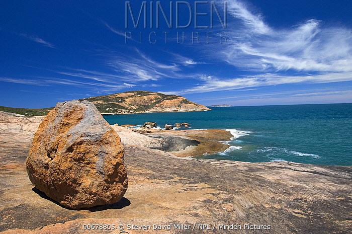 East end of Thistle Cove, Cape Le Grand National Park, Esperance, Western Australia, Summer  -  Steven David Miller/ npl