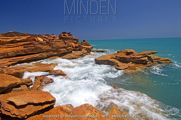 Gantheaume Point, Broome, Western Australia, October 2008  -  Steven David Miller/ npl