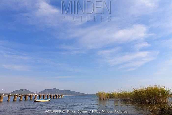 Lake Malawi / Nyasa, Senga Bay, Malawi. November 2011.