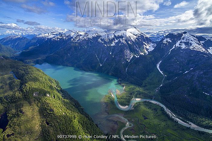 Tweedsmuir South Provincial Park, British Columbia, Canada. August 2011