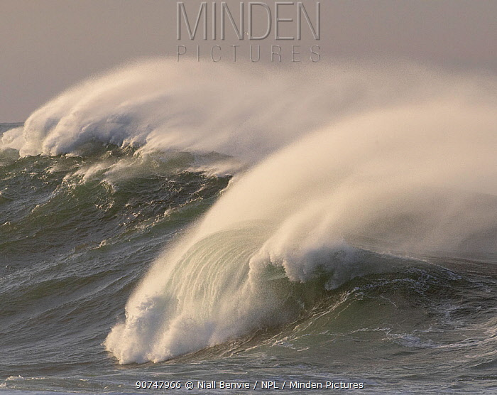 Waves at Malariff, Iceland April 2016.
