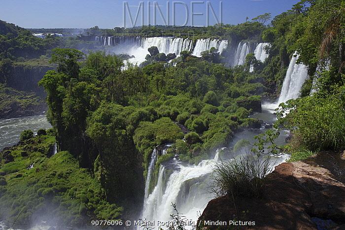 Iguazu Falls, Iguacu National Park, Brazil, Argentina November 2016 . Photographed for The Freshwater Project