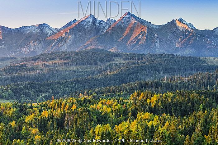 Tatra Mountains, Poland, September 2014.