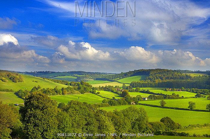 Hambleden Valley, Buckinghamshire, UK, October
