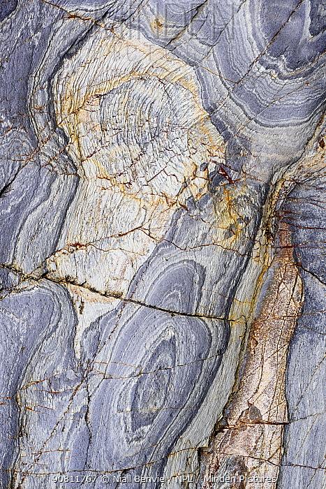 Slate from Kintra, Islay, Scotland.