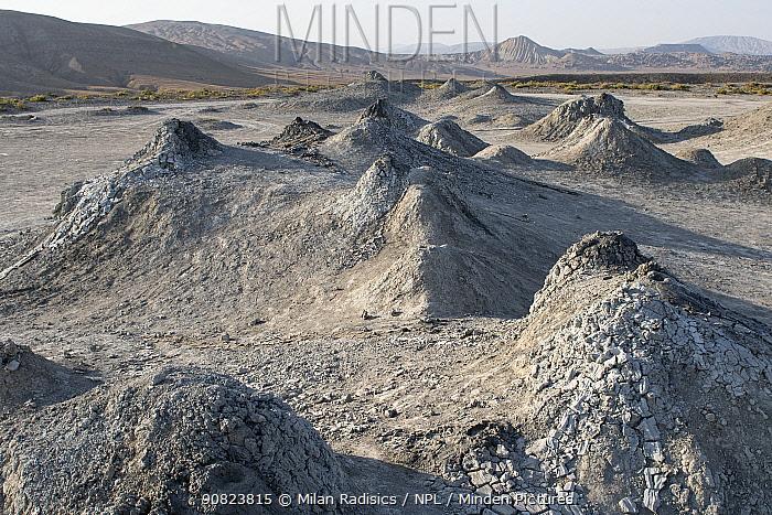 Mud Volcanoes, Azerbaijan