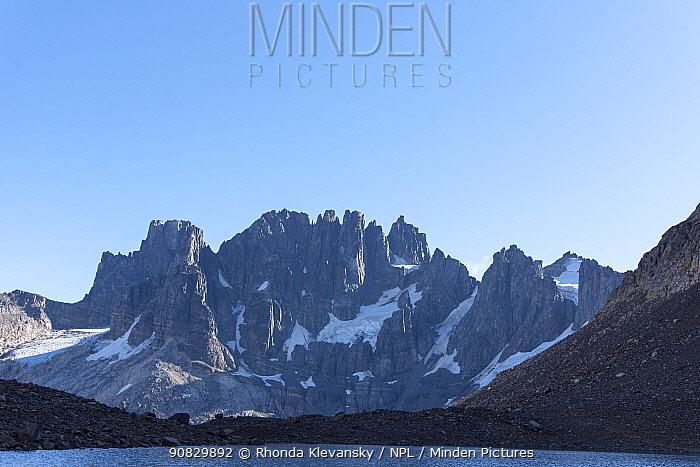 Laguna Duff, Cerro Castillo National Park, Patagonia, Chile. January 2017.