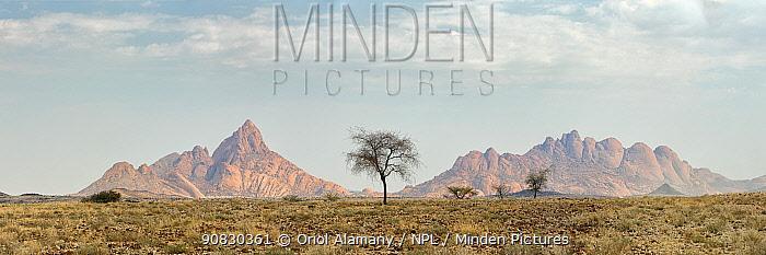 Spitzkoppe mountains, Namib Desert, Namibia, October