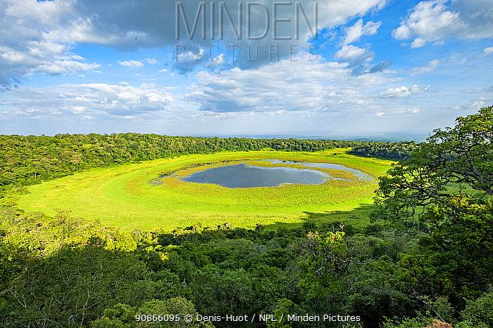 Lake Paradise, Marsabit National Park, Kenya