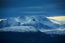 Montana Mountain, near Carcross, Yukon Territories, Canada, September 2013  -  David Noton/ npl