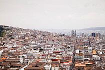 Quito, formally San Francisco de Quito, is the capital city of Ecuador. November 2013.